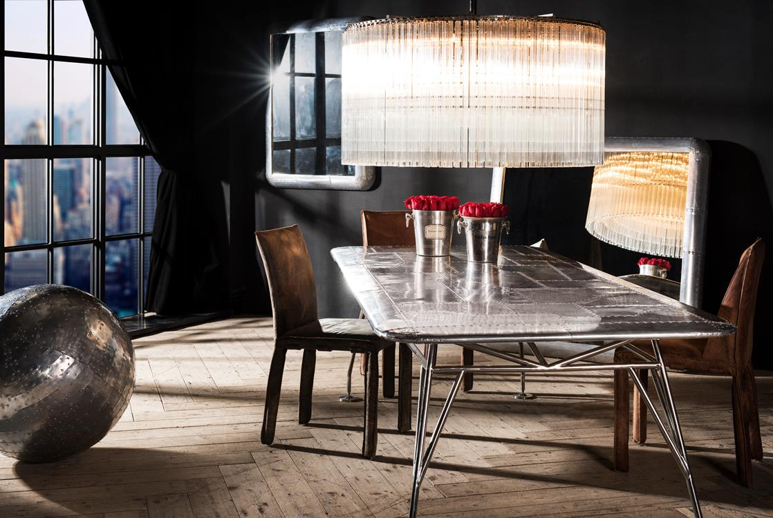 Dining Room Inspiration - Adventurer Axel | Timothy Oulton