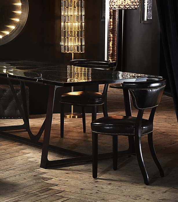 Angeles Dining Chair | Timothy Oulton