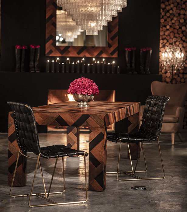 Dining & Desk Chair - Athena | Timothy Oulton