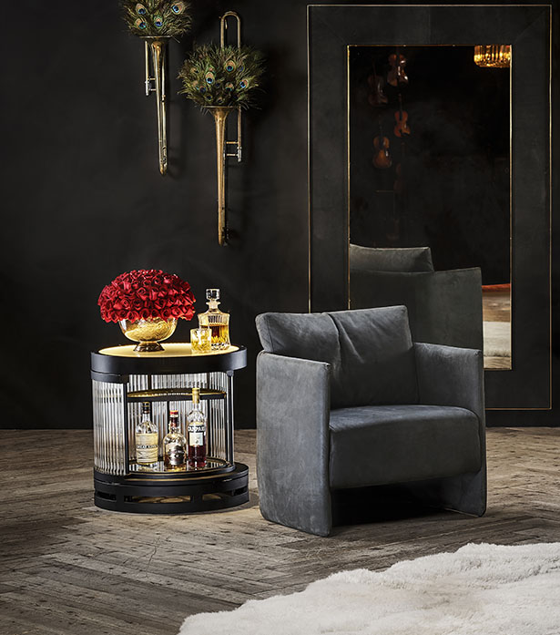 Bio Hazard Short Bar Cabinet | Timothy Oulton