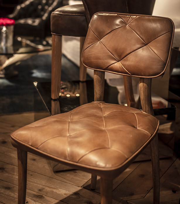 Cool Leather Desk Dining Chair Carlton Timothy Oulton Gmtry Best Dining Table And Chair Ideas Images Gmtryco