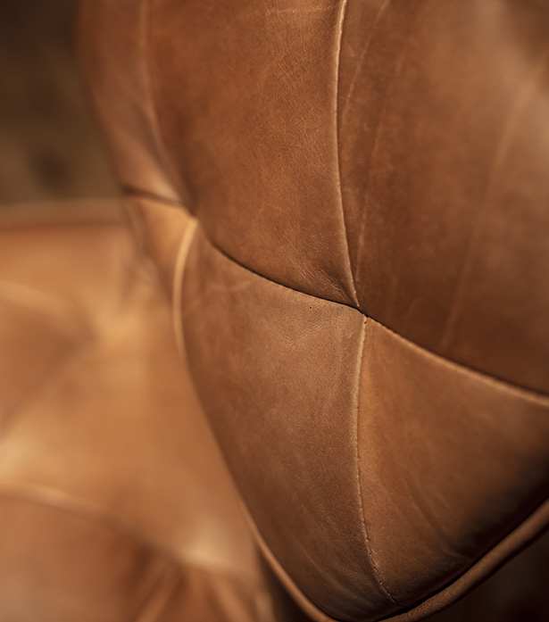 Leather Dining Chair - Carlton | Timothy Oulton