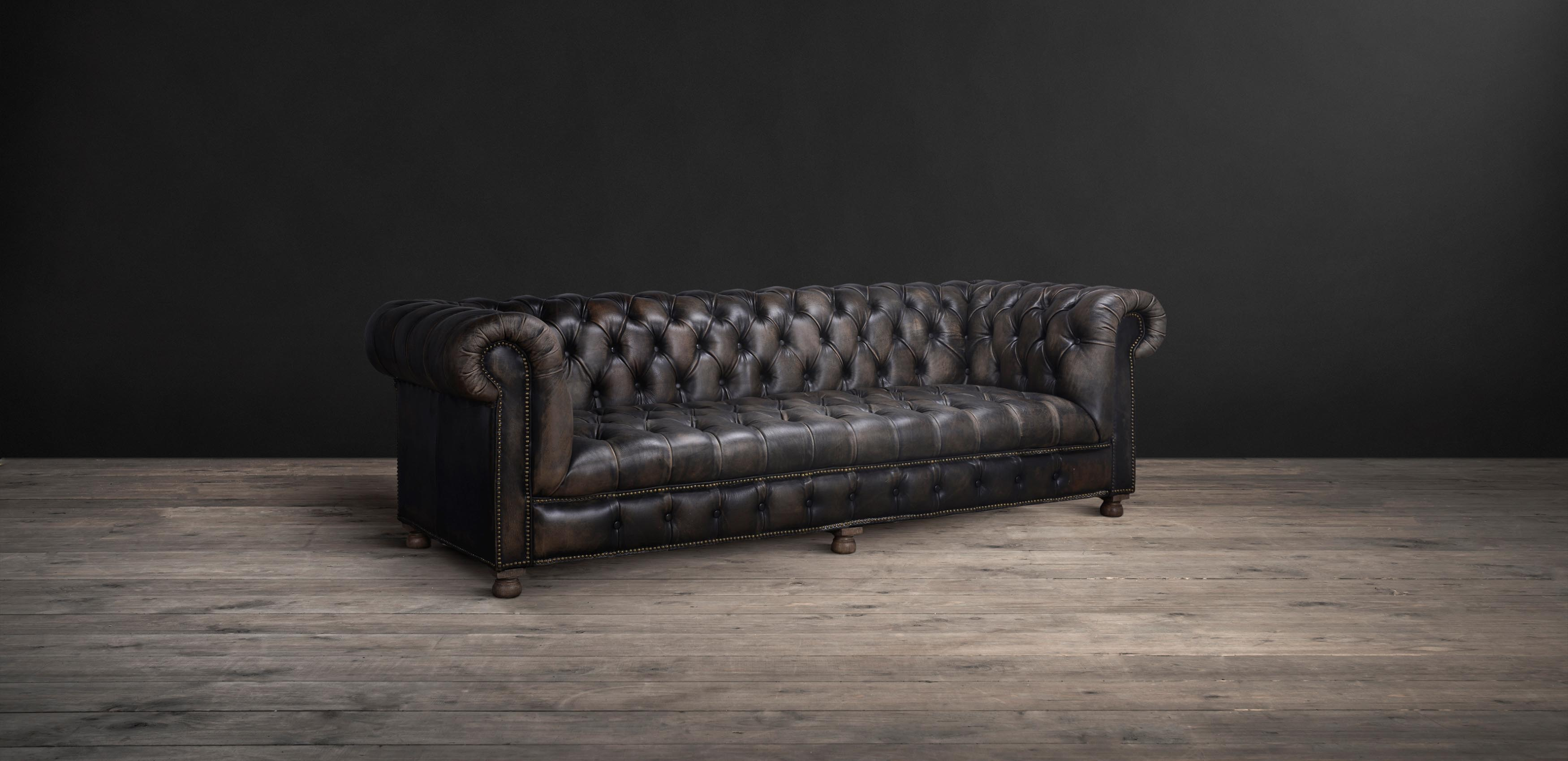 Westminster Button Chesterfield Sofa Timothy Oulton