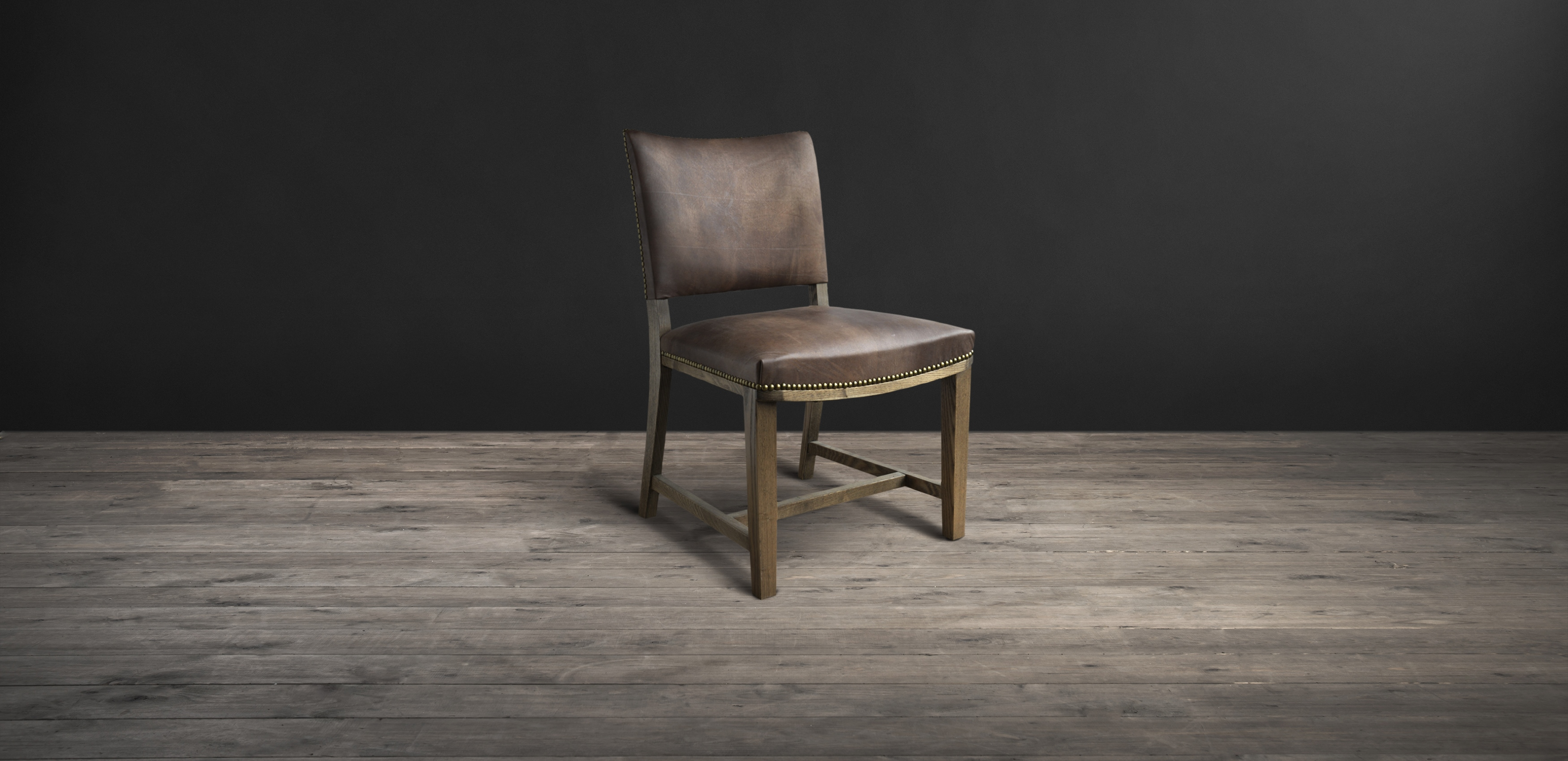 Leather & Fabric Dining Chairs Furniture