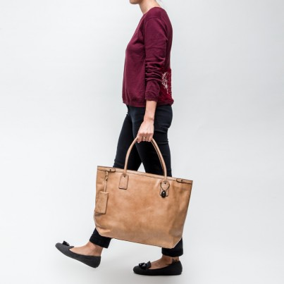 Medium - Tinossi Camel leather