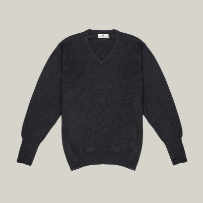 Cashmere jumper - Charcoal