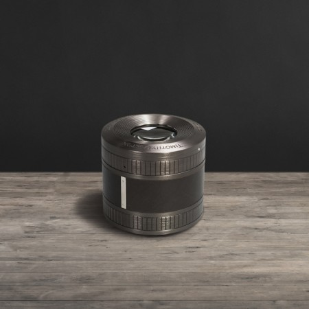 Aperture Watch Box
