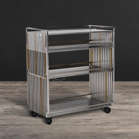 Empire Bar Cart