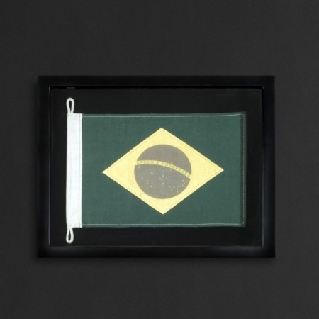 flag shadow box