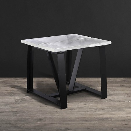 Iceberg Side Table