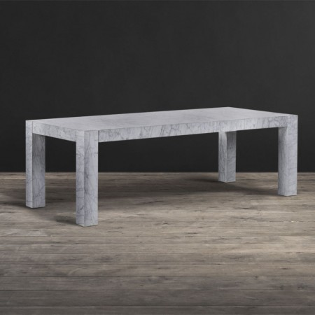 Junction Marble Dining Table