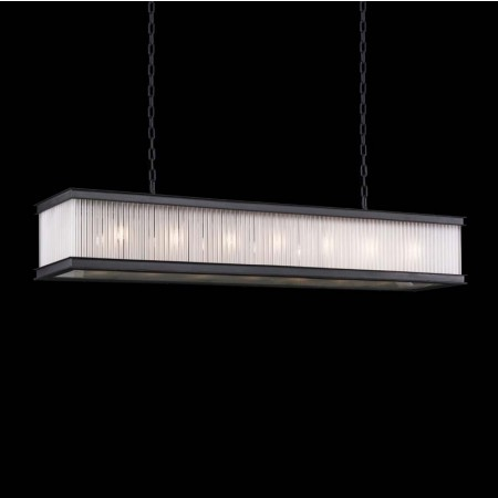 Rod Rectangular Pendant
