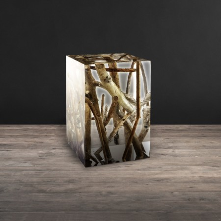 Spur Small Side Table