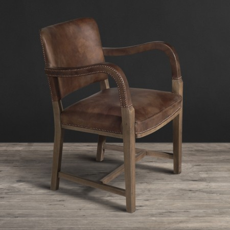 Cliveden Dining Chair with Arm