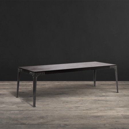 Kast Iron Dining Table