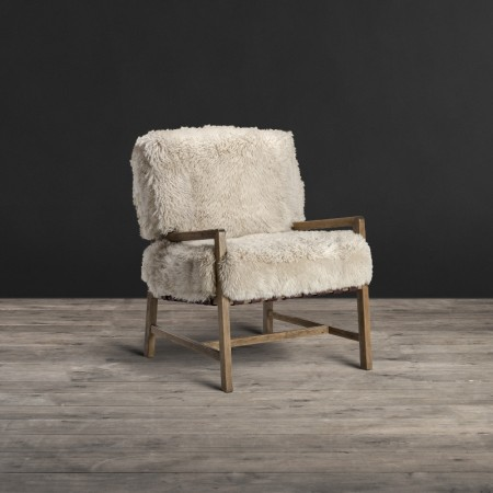 Wild Armchair - Sheepskin