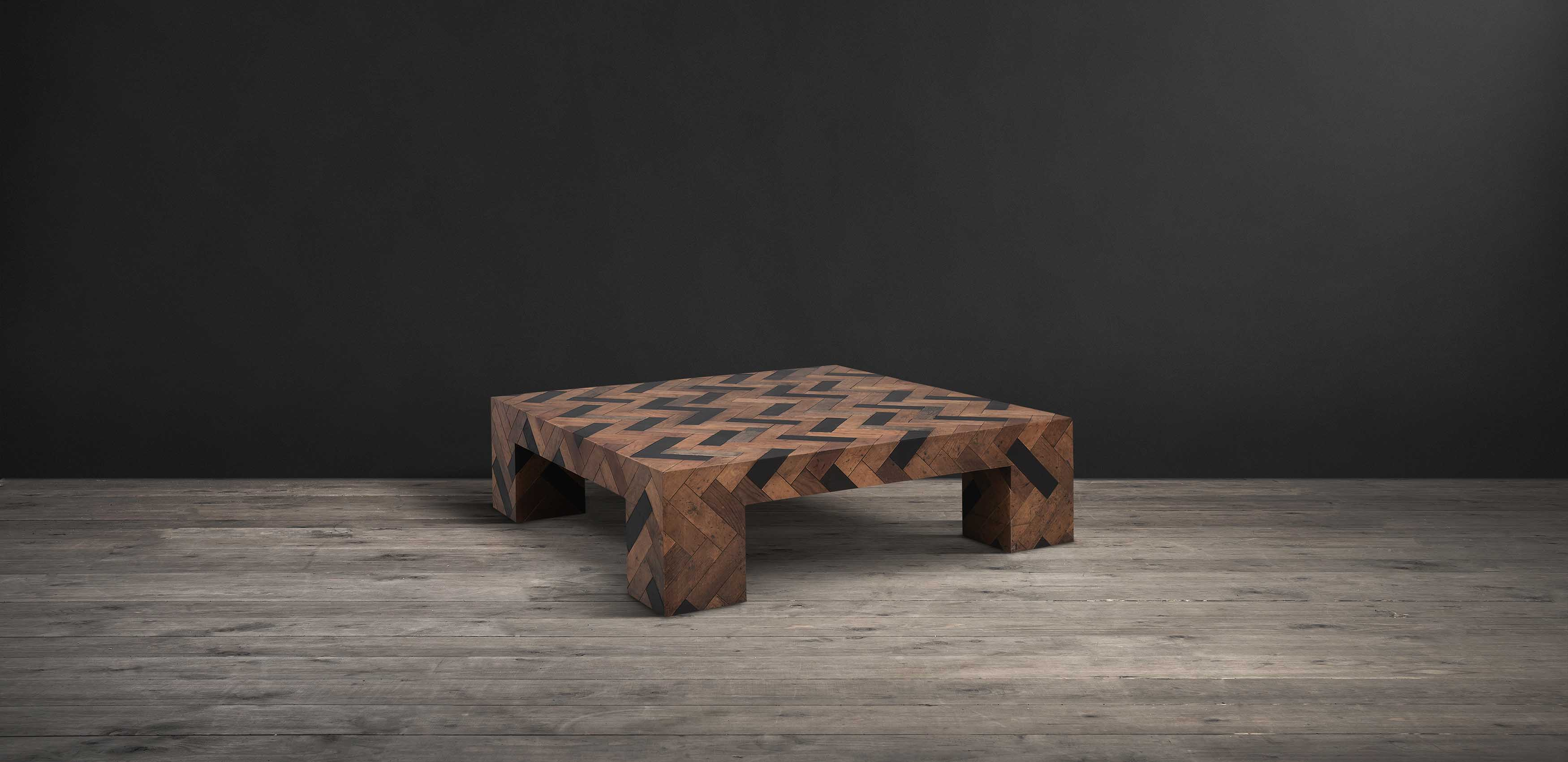 Edwardian COffee Table | Timothy Oulton