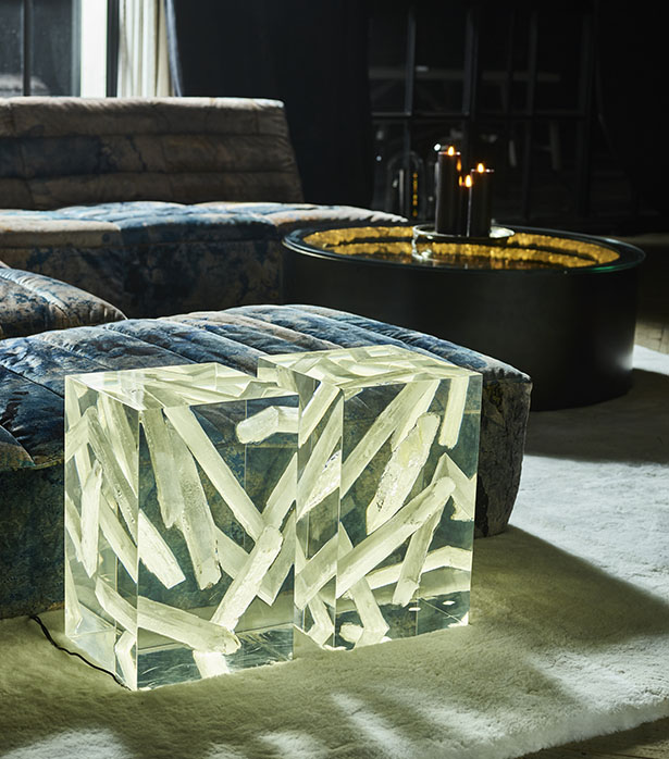Flare Side Table | Timothy Oulton