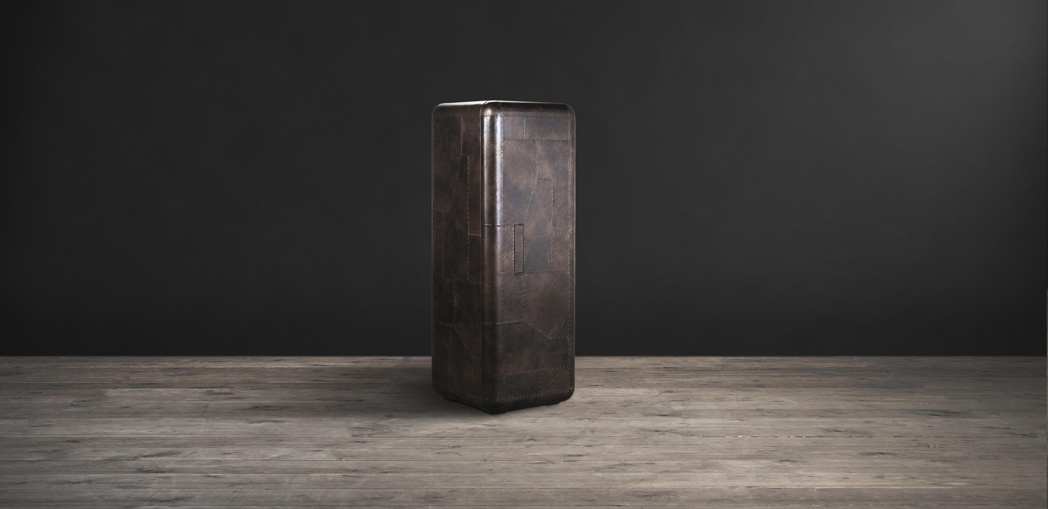 Hudson Tall Bar Cabinet | Timothy Oulton