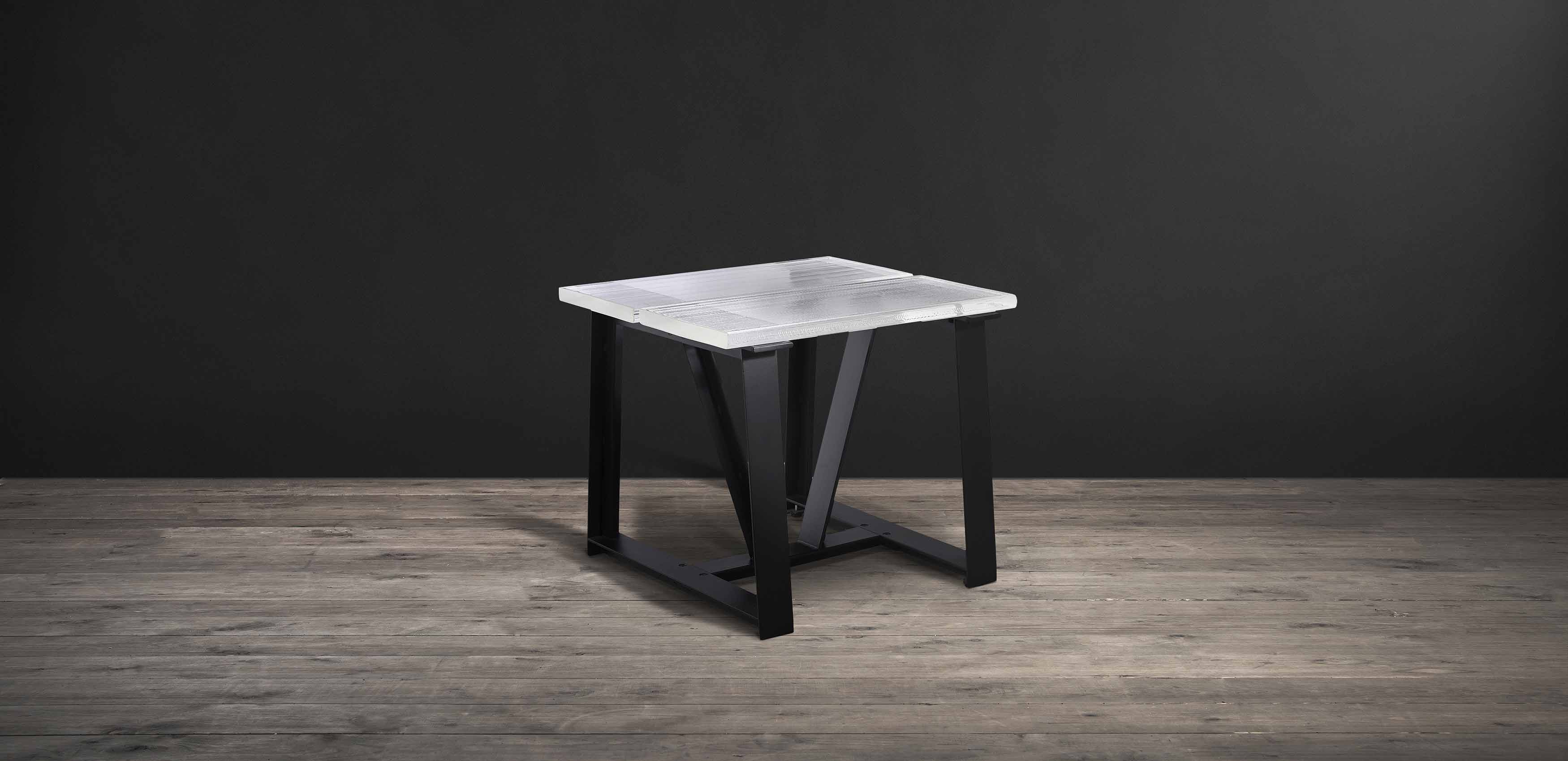 Iceberg Side Table | Timohy Oulton