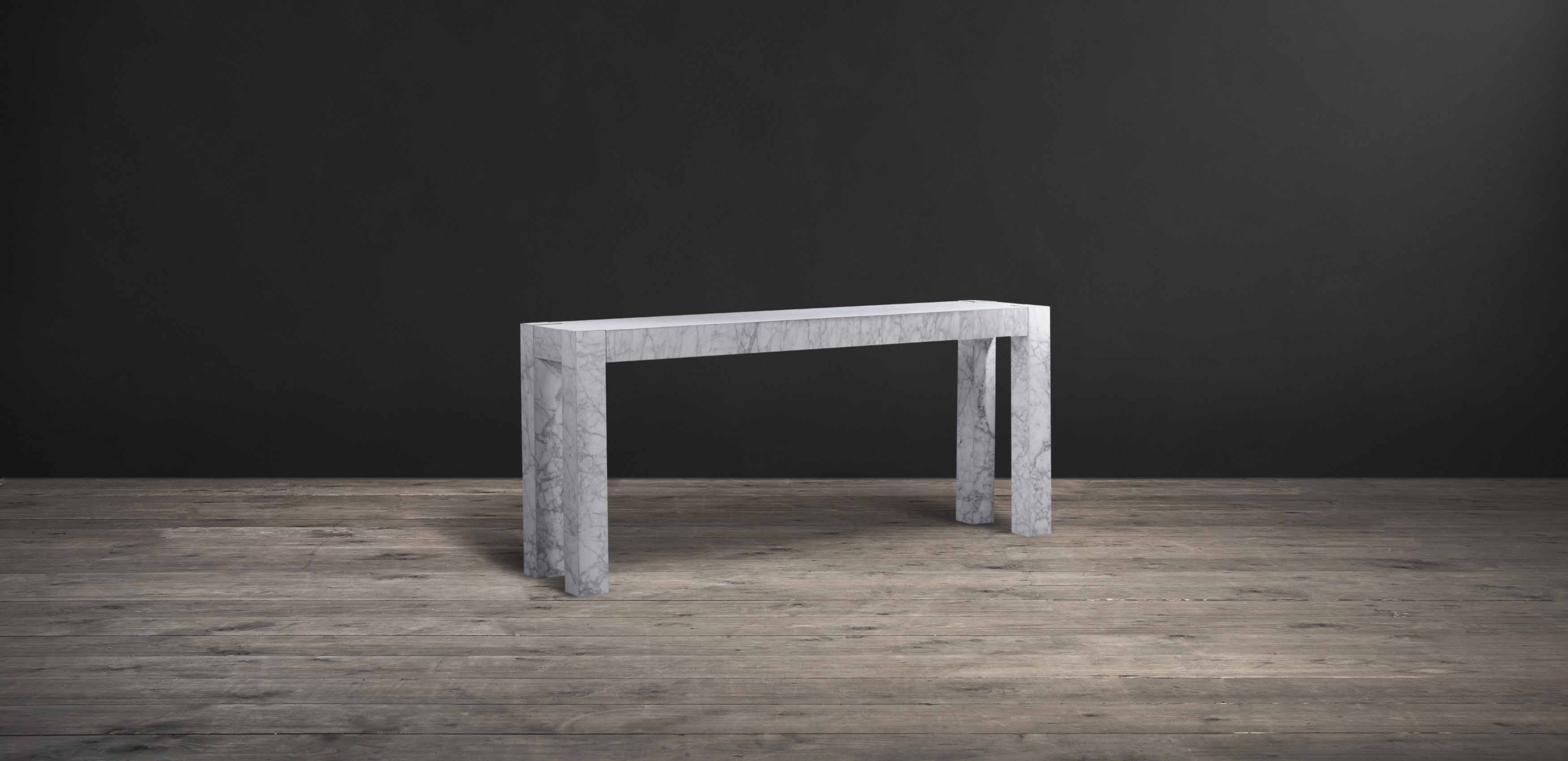 Junction Marble Console | Timothy Oulton