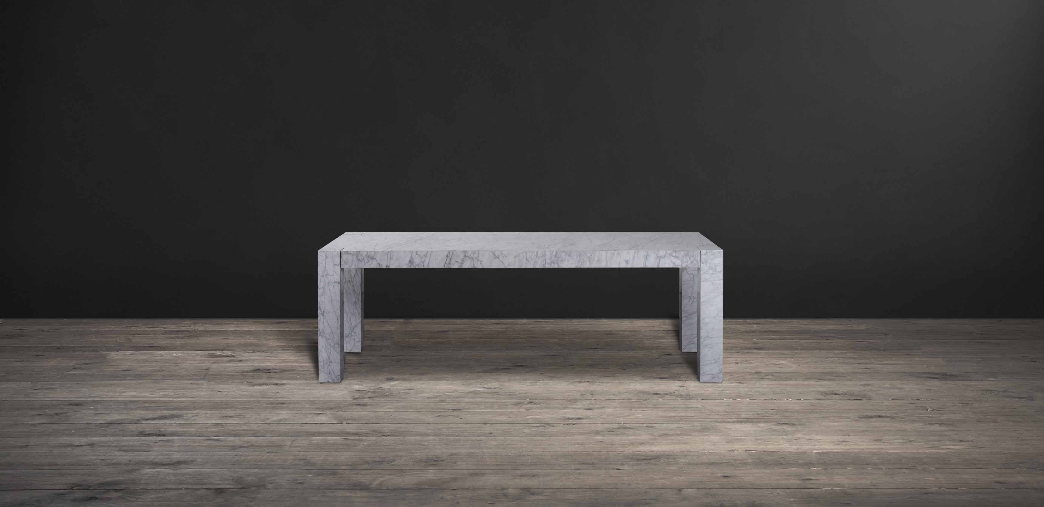 Junction Marble Dining Table | Timothy Oulton