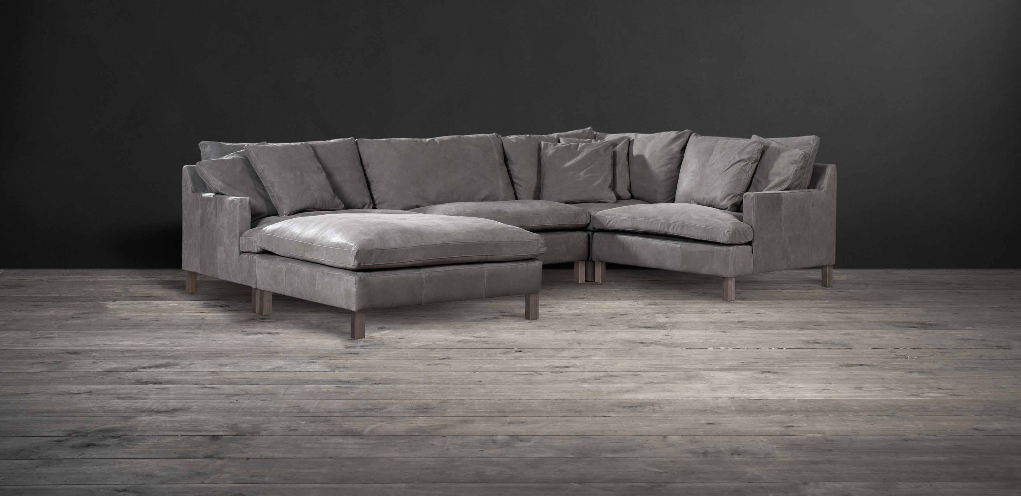Lux Sectional Sofa | Timothy Oulton