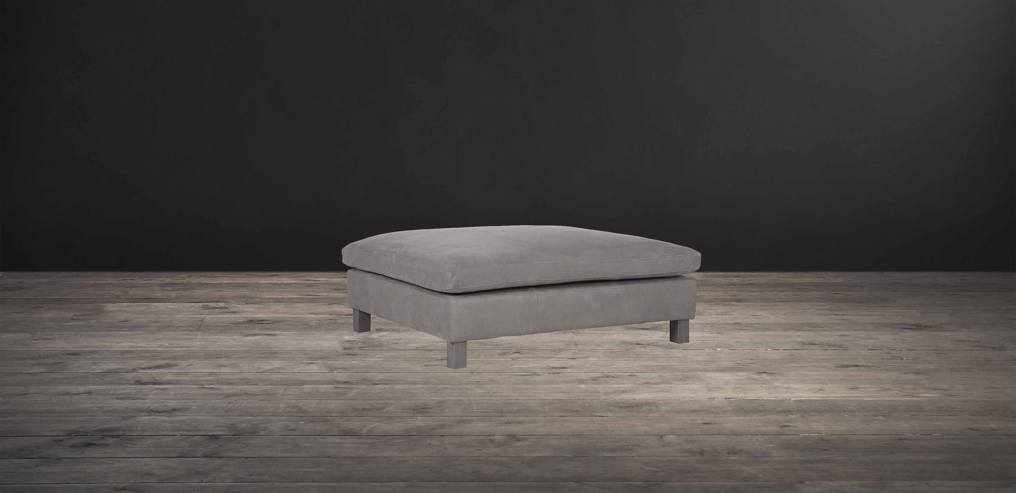 Lux Footstool | Timothy Oulton