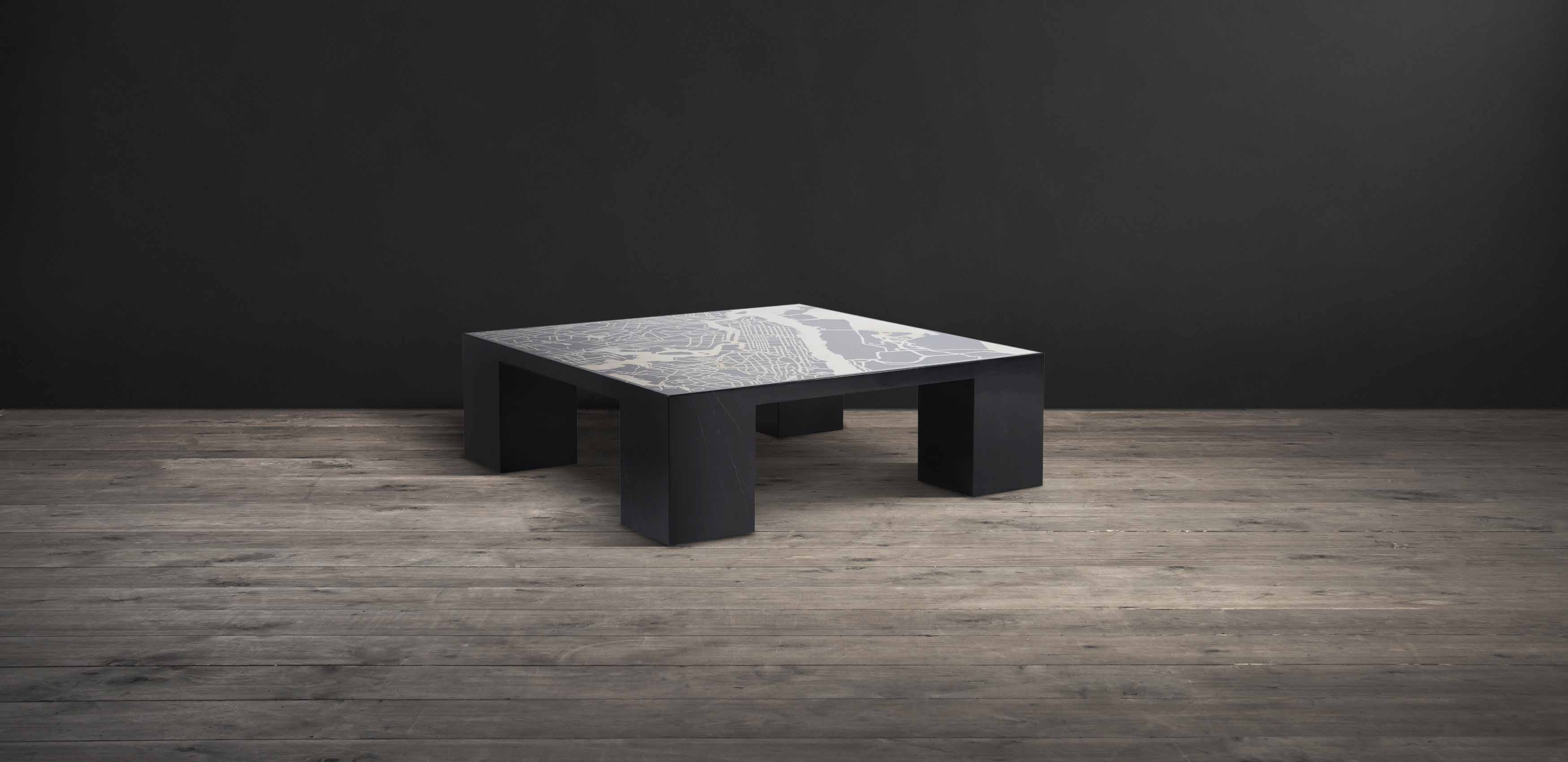 Marble Map Coffee Table | Timothy Oulton