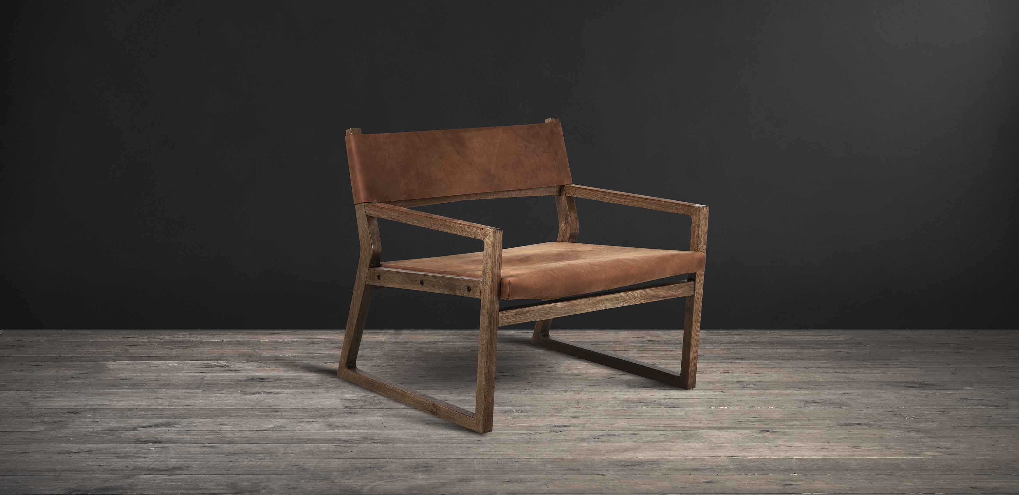 Leather Armchair - Milano | Timothy Oulton