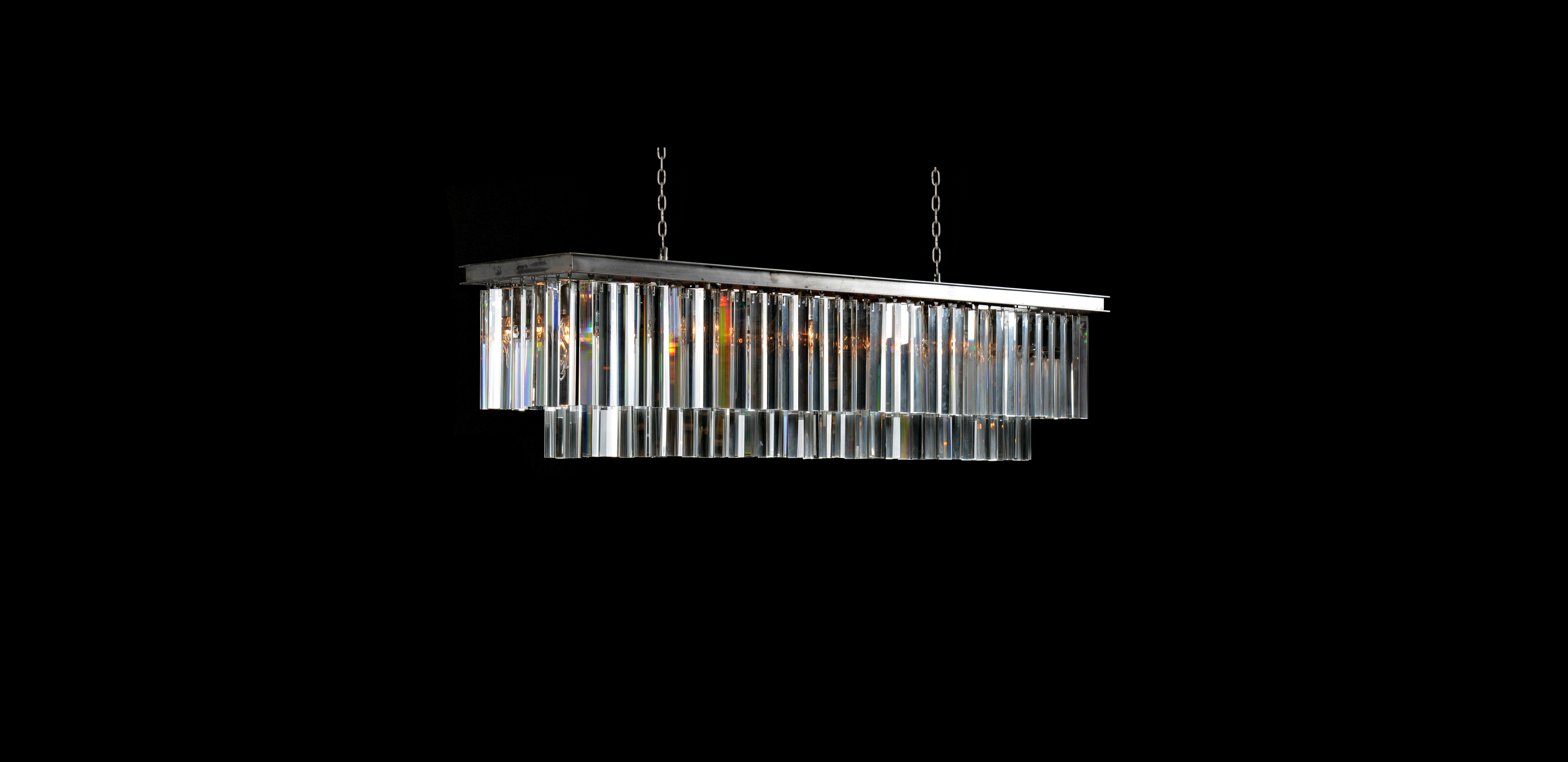 Chandeliers Pendants Lamps Odeon Rectangular Timothy