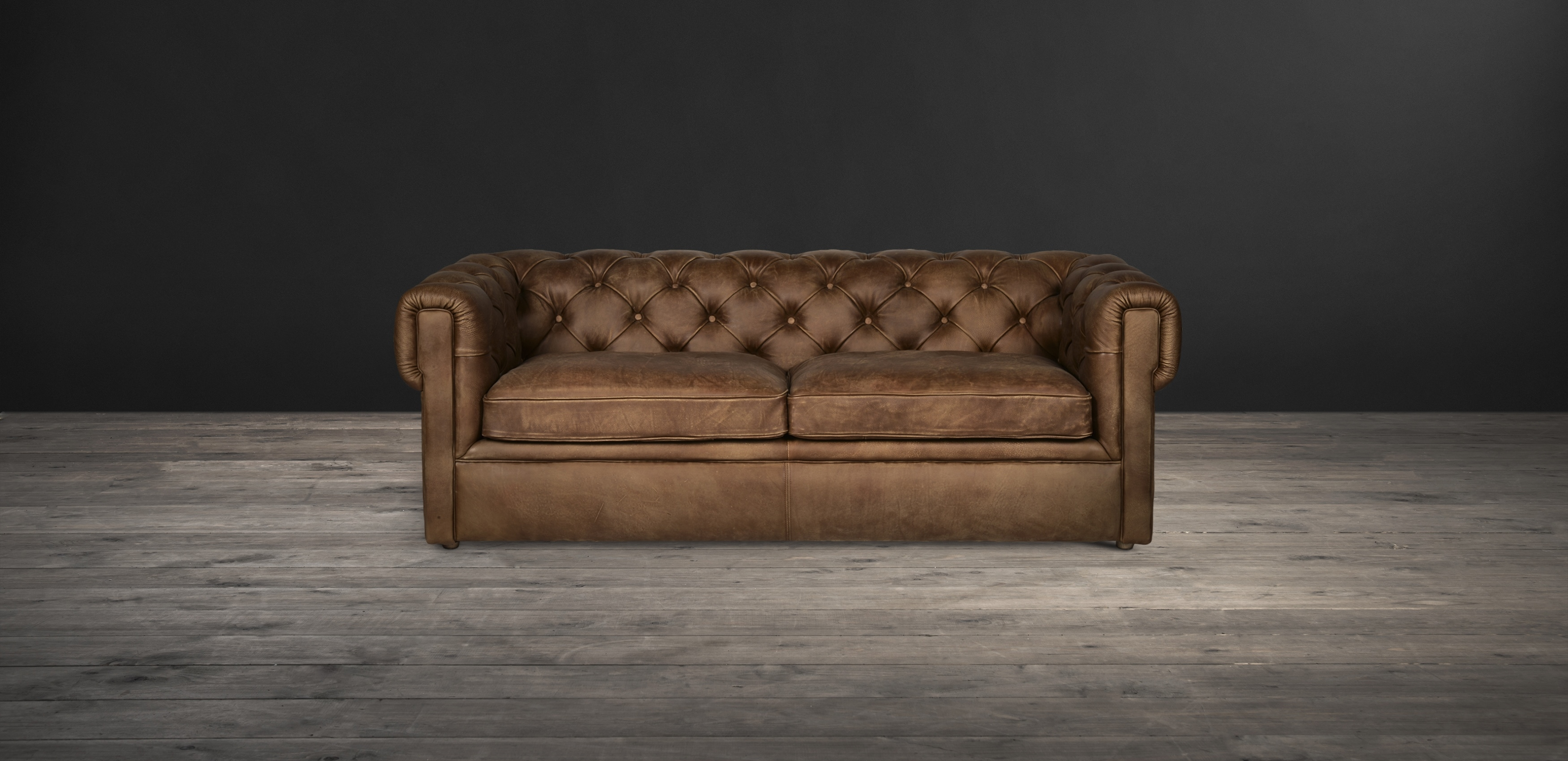 Piccadilly Leather Sofa | Timothy Oulton