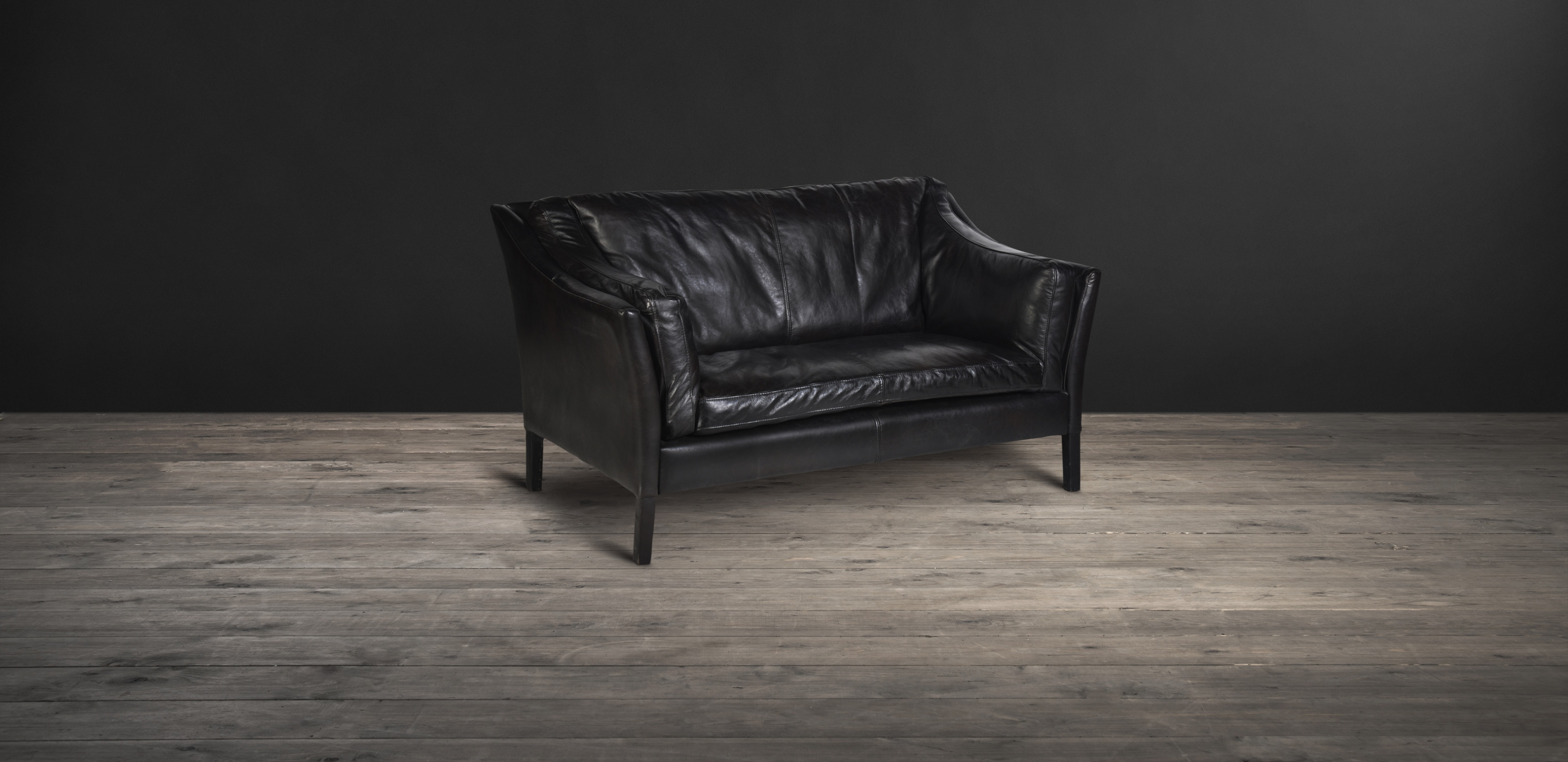 Leather Sofa - Reggio High Back | Timothy Oulton
