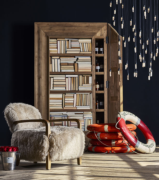 Ridge Bookcase | Timothy Oulton