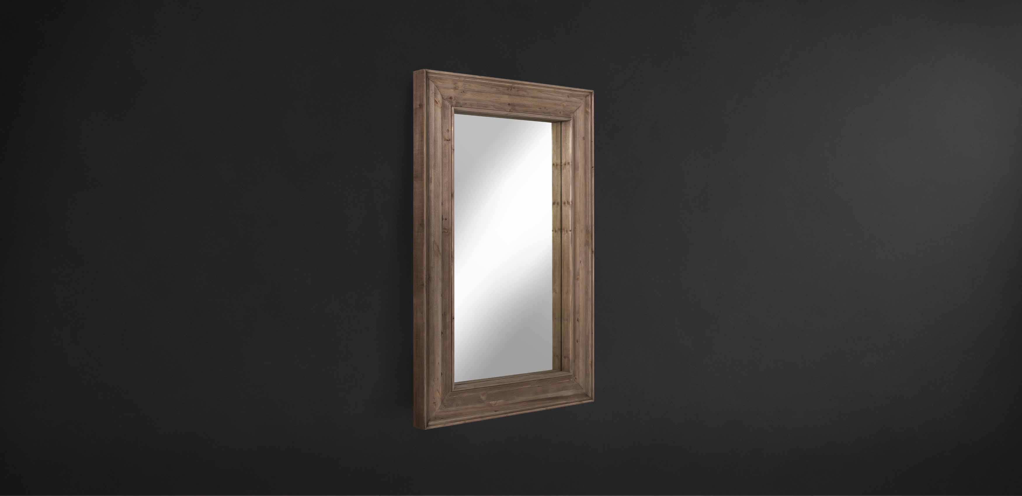 Ridge Mirror | Timothy Oulton