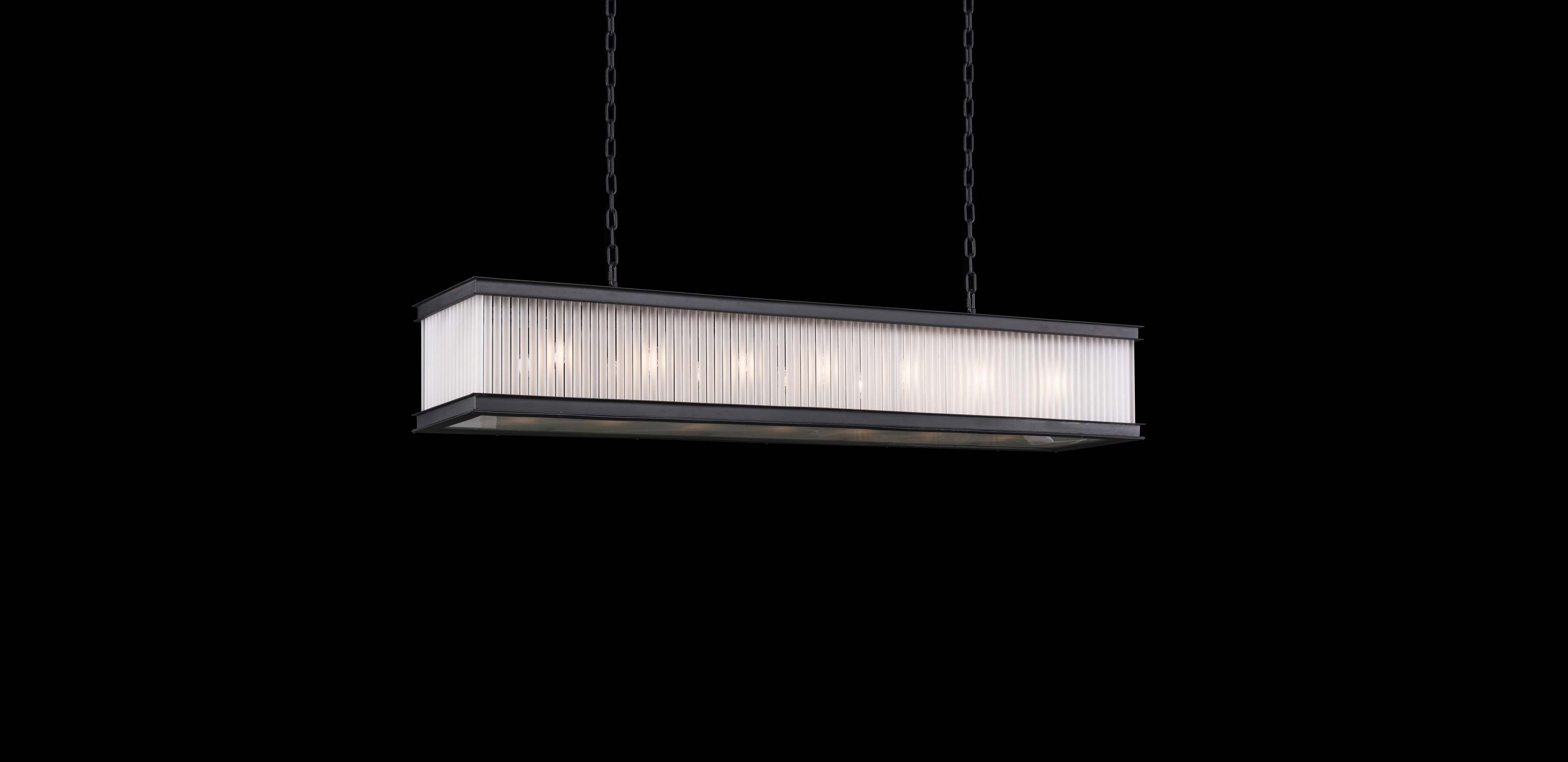 Rectangular Rod Pendant | Timothy Oulton