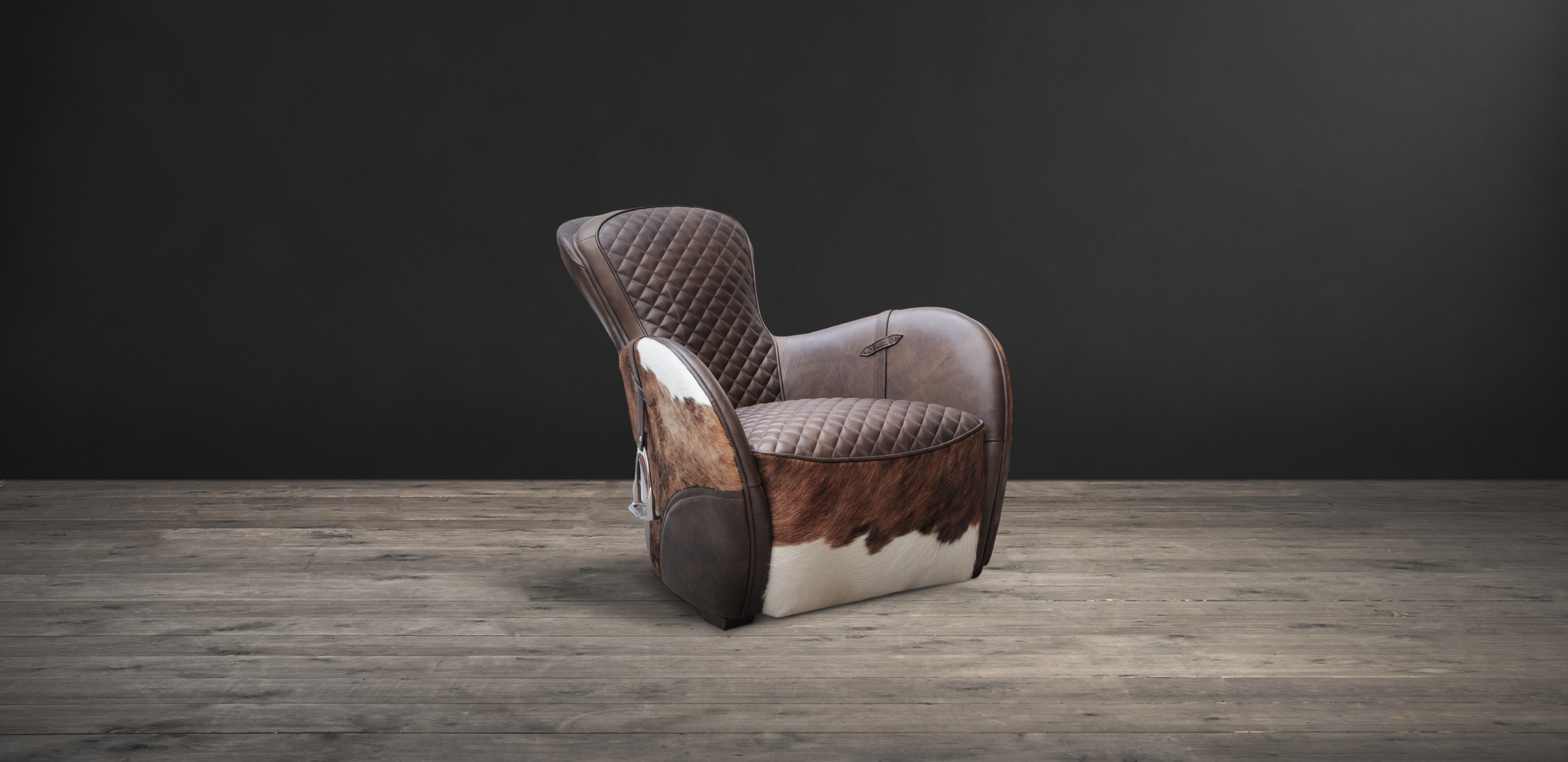 Leather Armchair   Saddle | Timothy Oulton Collection
