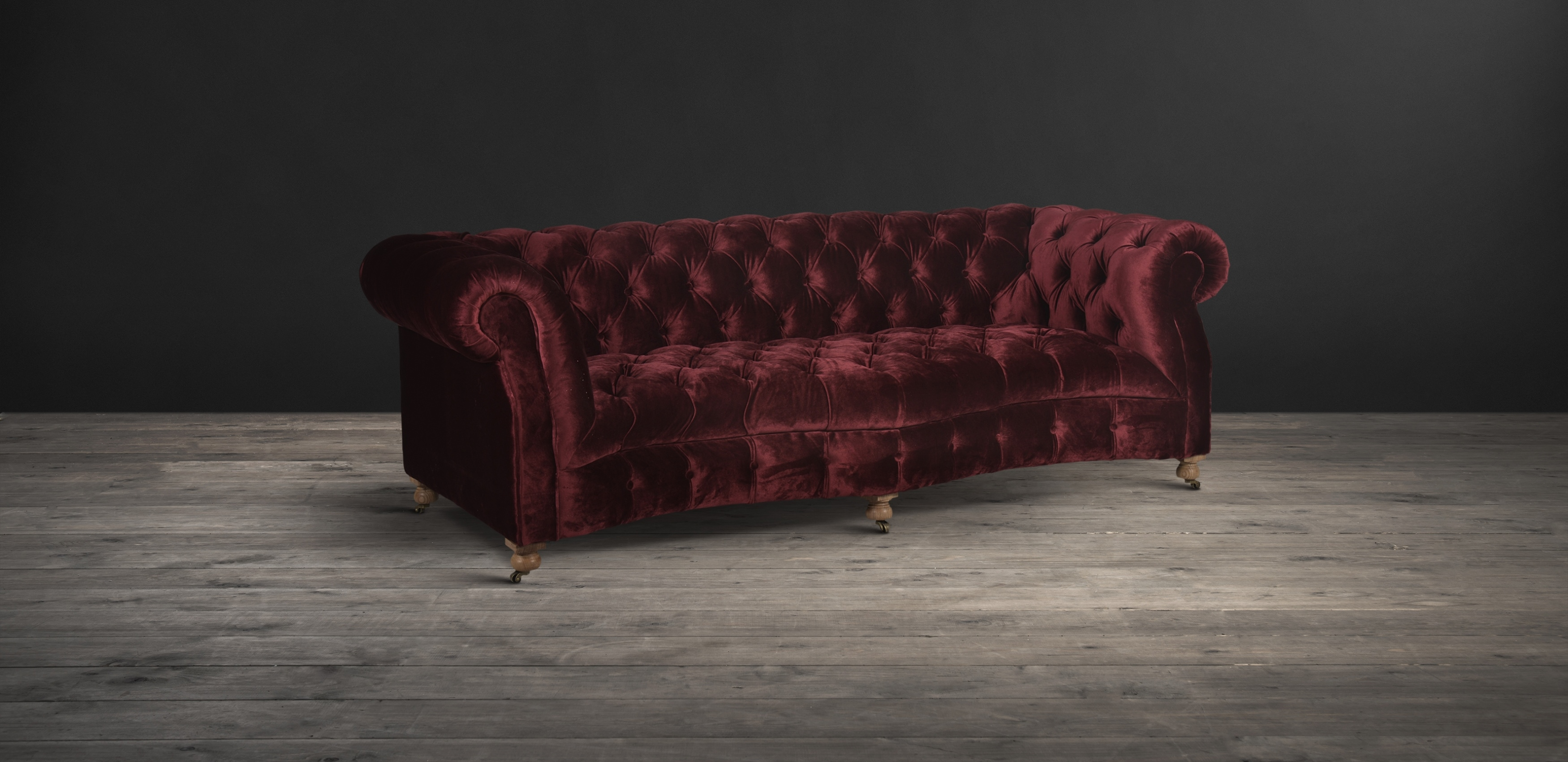 Serpentine Sofa | Timothy Oulton