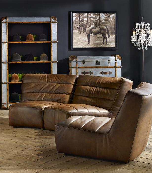 leather fabric sofa shabby curved timothy oulton. Black Bedroom Furniture Sets. Home Design Ideas