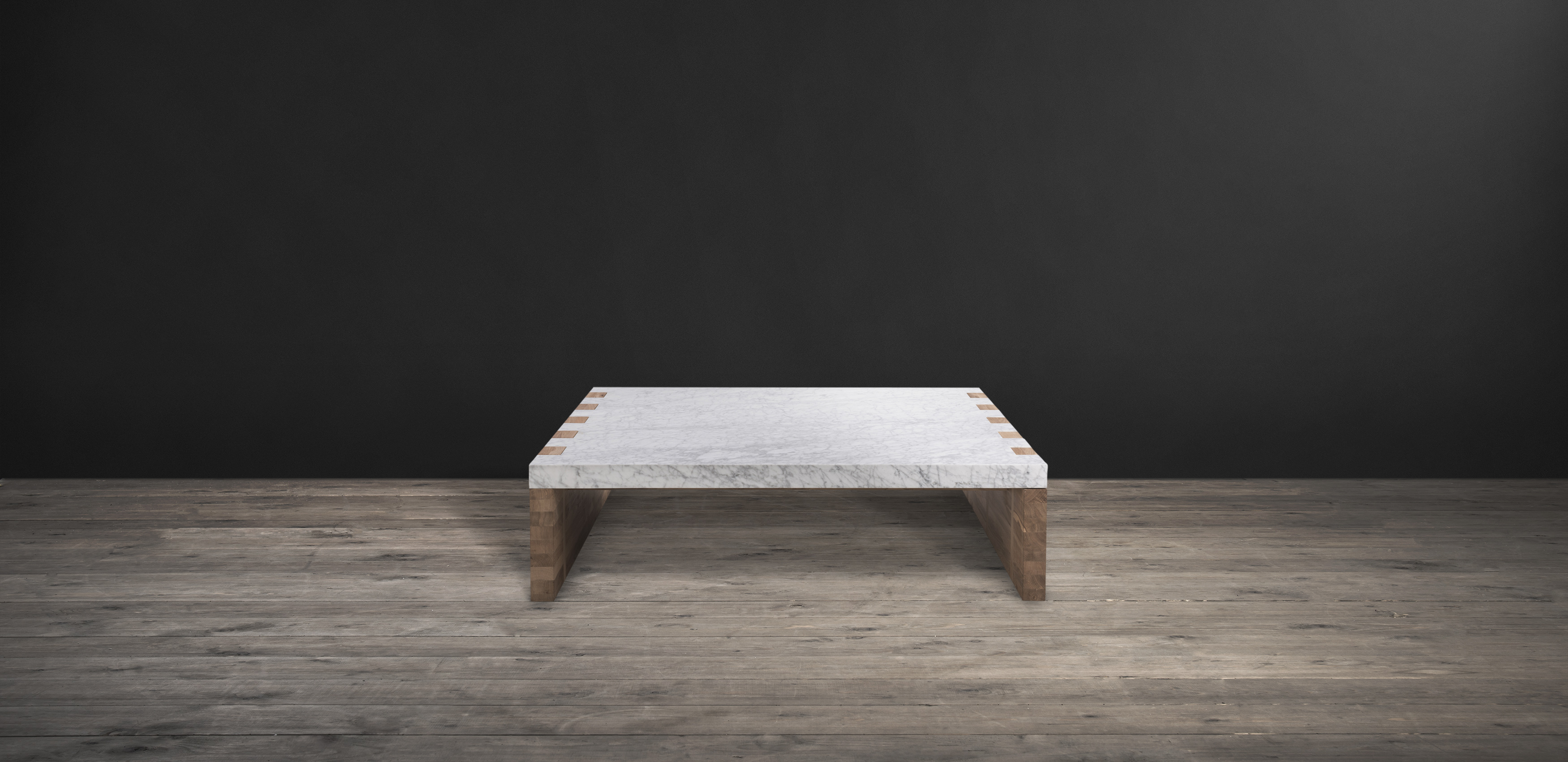 Marble & Wood Coffee Tables Pacific