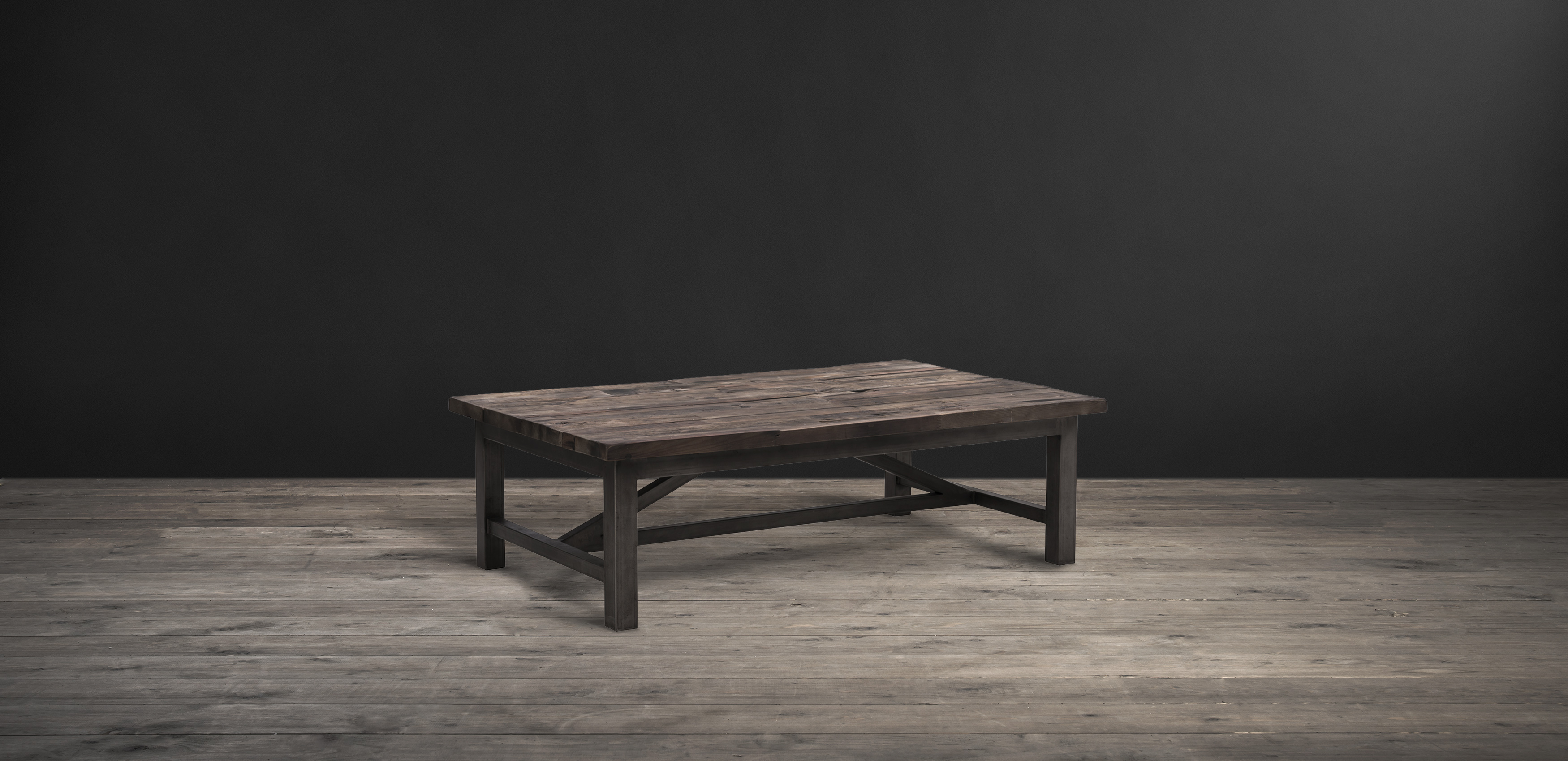 Wood Coffee Tables - Axel Parquet | Timothy Oulton