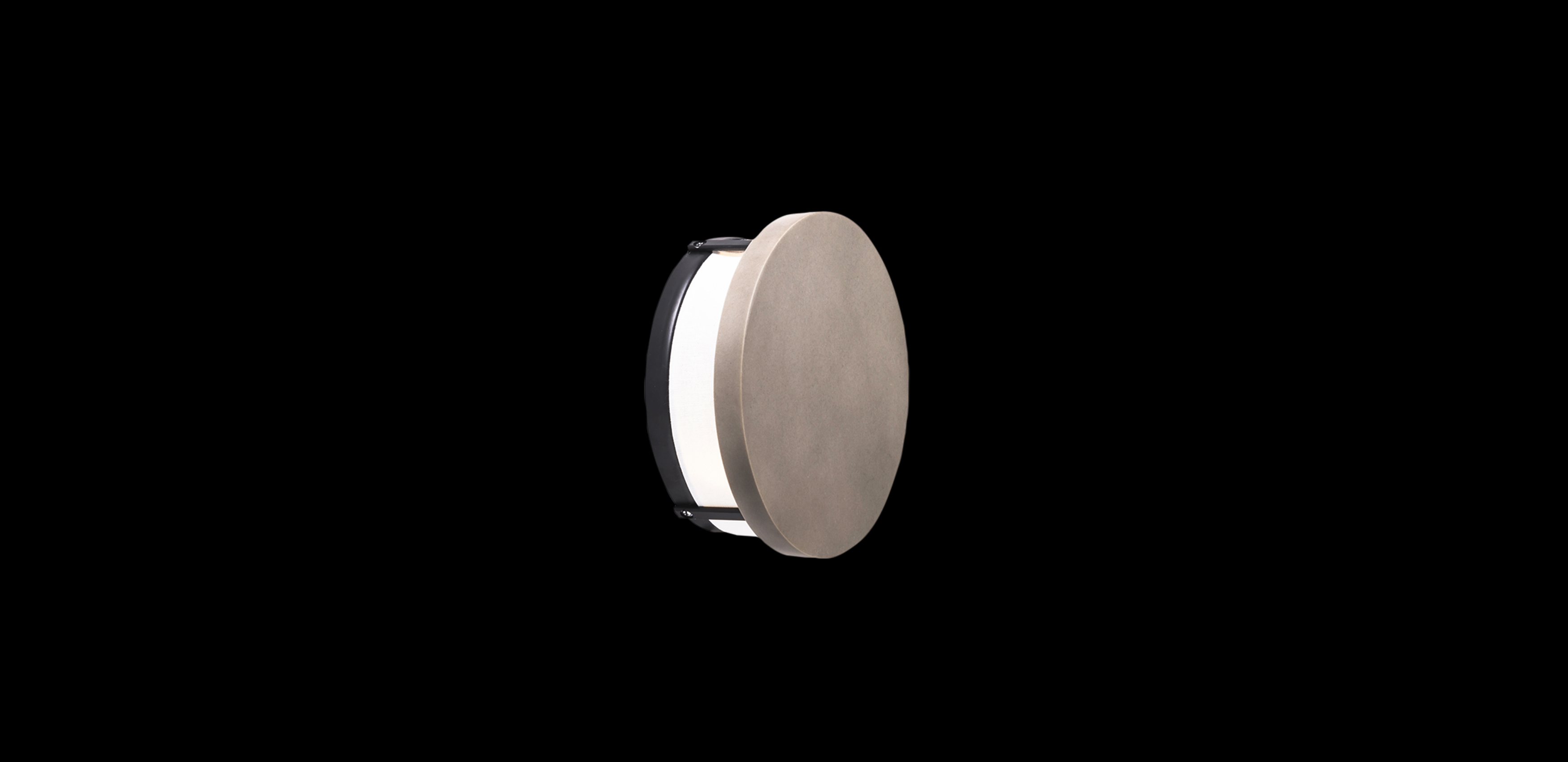 Timothy Oulton modern sconce - Crescent