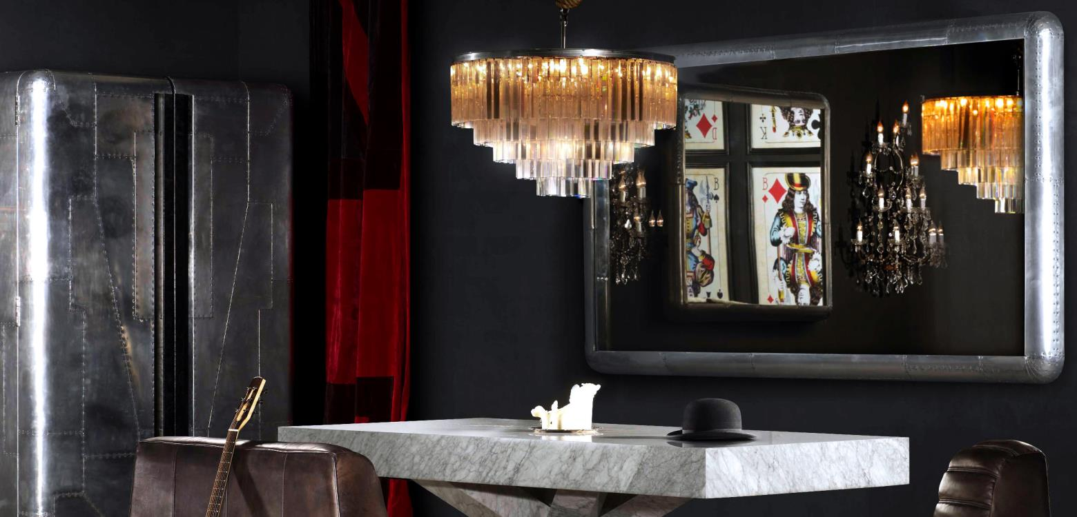 Chandeliers Pendants Lamps Odeon Timothy Oulton