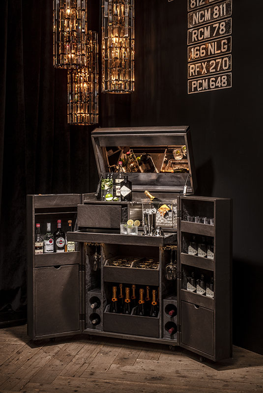 Win the Ultimate Home Bar