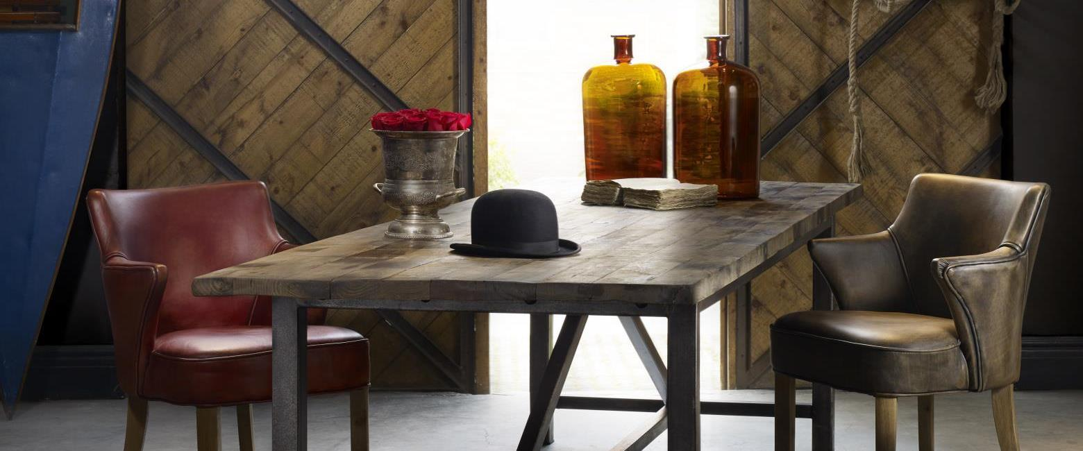 Dining Tables - Furniture | Timothy Oulton