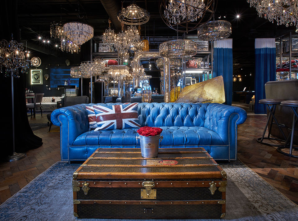 Timothy Oulton | British Handcrafted Leather Furniture