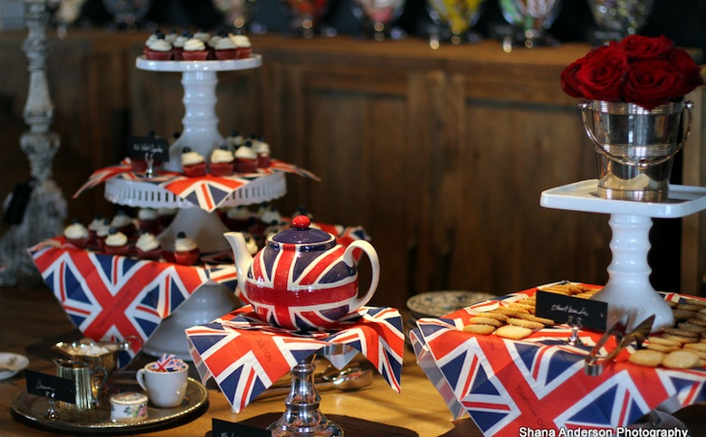 Worldwide Afternoon Tea For The Queen S Birthday Timothy