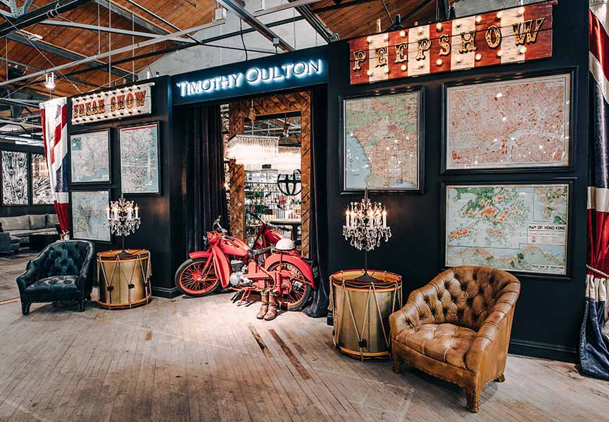 Los Angeles Furniture Store Timothy Oulton