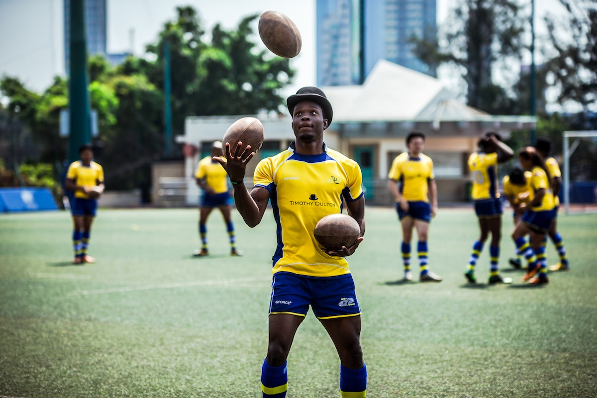 Backing Barbados For The 7 S Timothy Oulton