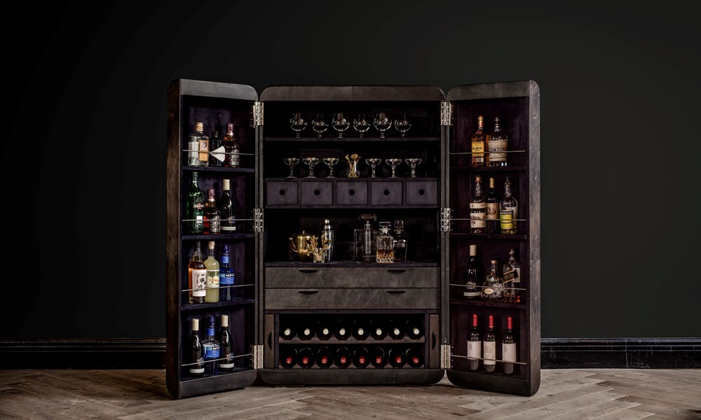 Ultimate Bar Cabinet Timothy Oulton